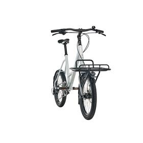 """Kalkhoff Durban Compact - Vélo de ville - 20"""" gris/argent"""